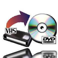 Запись с VHS на DVD